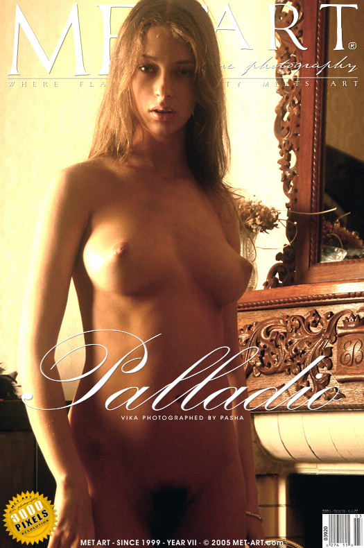 MetArt [2005-02-13_PALLADIO] 13.02.2005 Vika AC - Palladio by Pasha