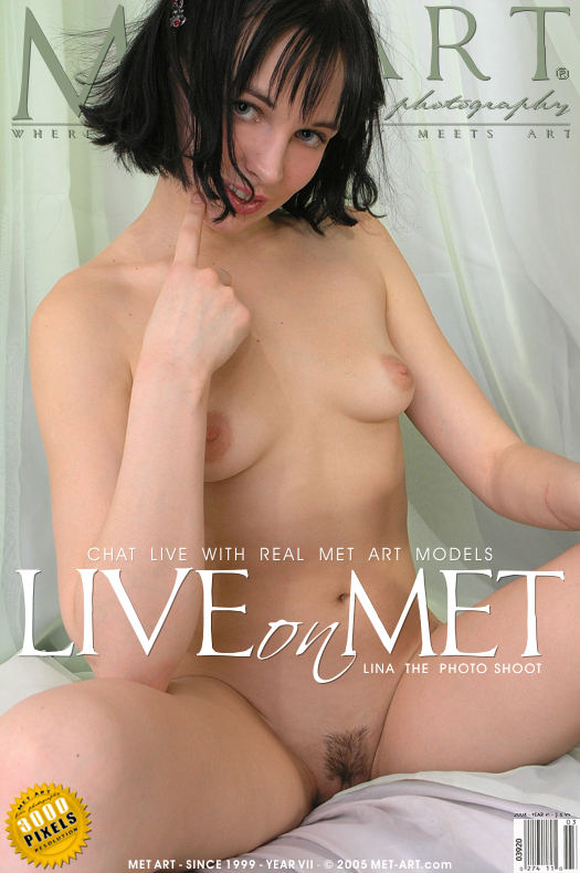 MetArt [2005-03-02_LINA-LIVE-ON-MET-ART] 02.03.2005 Lina A - Lina Live On Met Art by Met Cam Models
