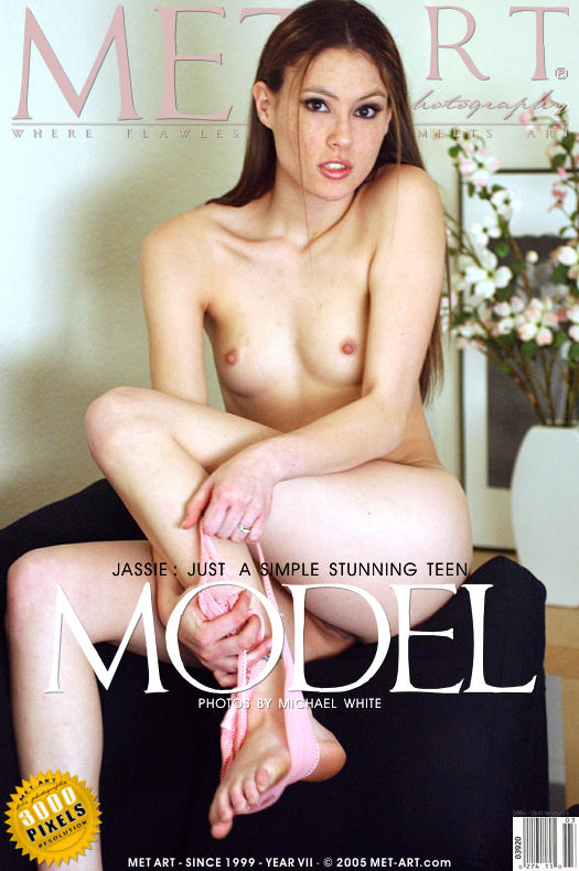 MetArt [2005-03-14_JASSIE-JUST-A-SIMPLE-STUNNING-TEEN-MODEL] 14.03.2005 Jassie A - Jassie: Just A Simple Stunning Teen Model by Michael White