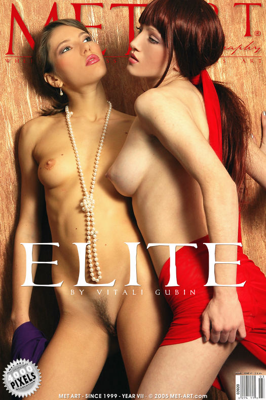 MetArt [2005-03-25_ELITE-BY-GUBIN] 25.03.2005 Jade A & Nadya A - Elite By Gubin by Gubin