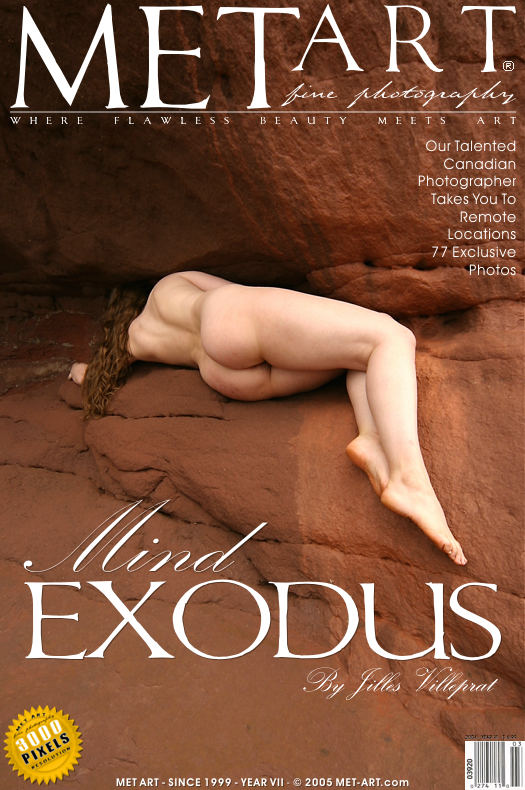 MetArt [2005-05-25_MIND-EXODUS] 25.05.2005 Canadian Amateurs - Mind Exodus by Jilles Villeprat