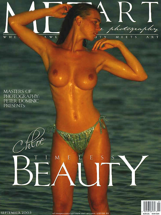 MetArt [2005-06-22_TIMELESS-BEAUTY] 22.06.2005 Chloe A - Timeless Beauty by Peter Dominic
