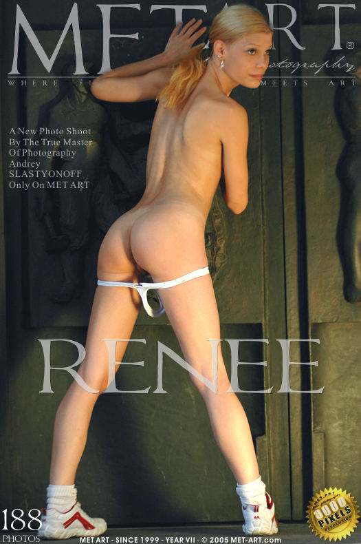 MetArt [2005-09-24_UNDRESSING] 24.09.2005 Renee B - Undressing by Slastyonoff