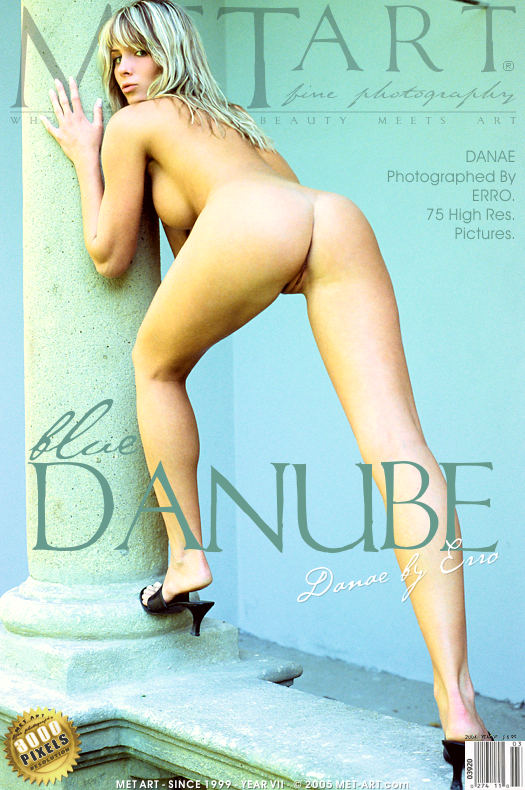MetArt [2005-11-25_BLUE-DANUBE] 25.11.2005 Danae A - Blue Danube by Erro