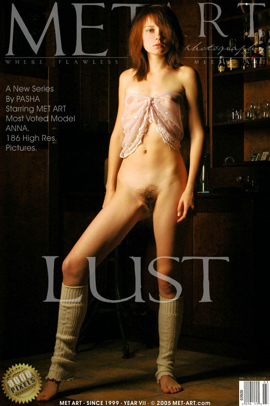 MetArt [2005-11-26_LUST] 26.11.2005 Anna S - Lust by Pasha