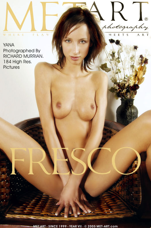 MetArt [2005-12-08_FRESCO] 08.12.2005 Yana A - Fresco by Richard Murrian