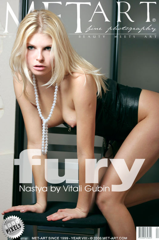 MetArt [2006-03-06_FURY] 06.03.2006 Nastya C - Fury by Gubin