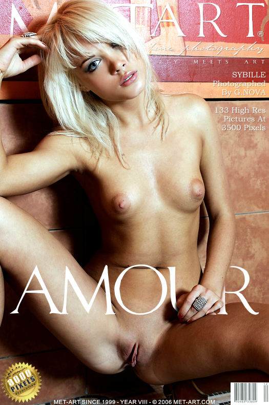 MetArt [2006-06-15_AMOUR] 15.06.2006 Sybille A - Amour by Giovanni Nova