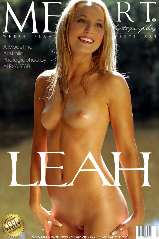 MetArt [2006-06-29_LEAH] 29.06.2006 Leah - Leah by Alexa Star