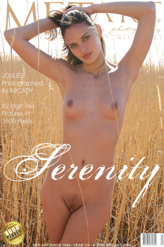 MetArt [2006-07-16_SERENITY] 16.07.2006 Joulie E - Serenity by Arcady