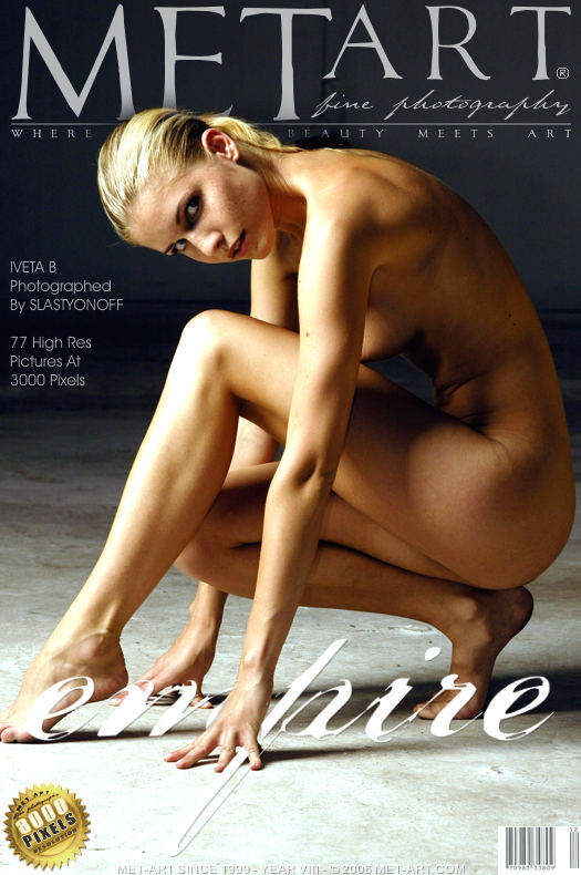 MetArt [2006-08-19_EMPIRE] 19.08.2006 Iveta B - Empire by Slastyonoff