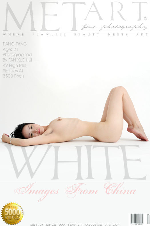 MetArt [2006-10-07_WHITE] 07.10.2006 Tiang Fang - White by Fan Xue Hui