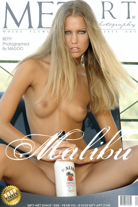 MetArt [2006-10-23_MALIBU] 23.10.2006 Betty A - Malibu' by Magoo