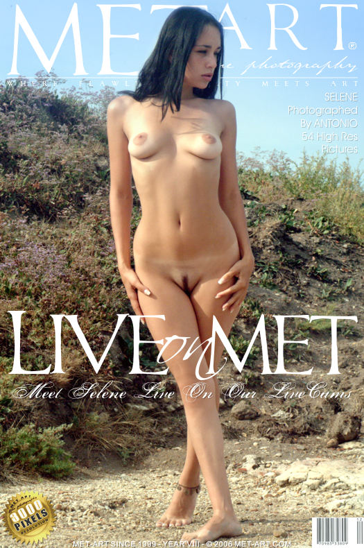 MetArt [2006-11-10_LIVE-ON-MET] 10.11.2006 Selene A - Live On Met by Met Cam Models