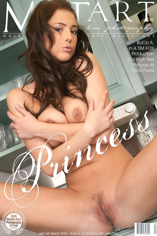 MetArt [2007-03-25_PRINCESS] 25.03.2007 Bijou A - Princess by Tim Fox