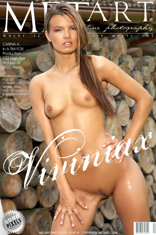 MetArt [2007-08-20_VIVINIAX] 20.08.2007 Carina A - Viviniax by Tim Fox