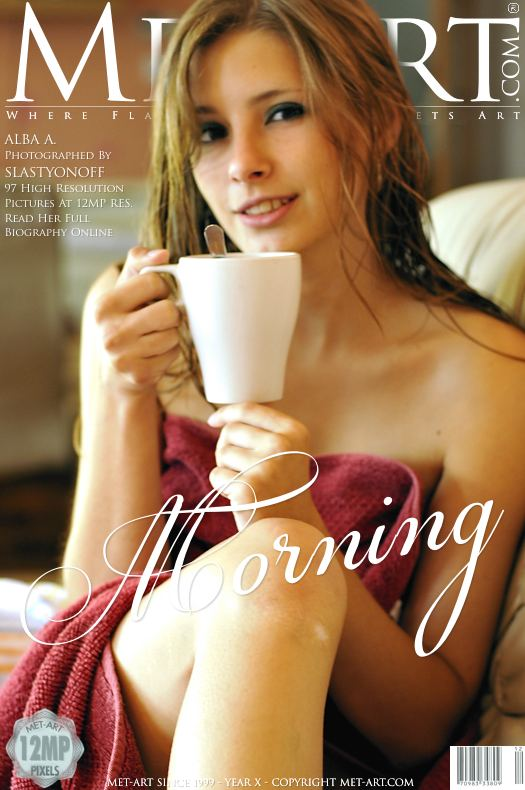 MetArt [2008-09-29_MORNING] 29.09.2008 Alba A - Morning by Slastyonoff