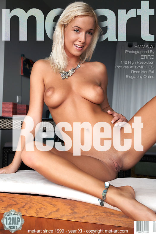 MetArt [2009-01-22_RESPECT] 22.01.2009 Emma A - Respect by Erro