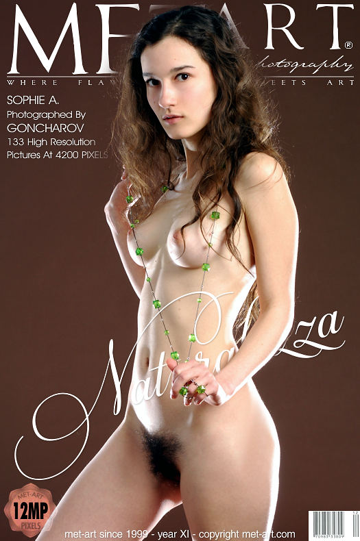 MetArt [2009-03-31_NATURALEZZA] 31.03.2009 Sophie A - Naturalezza by Goncharov