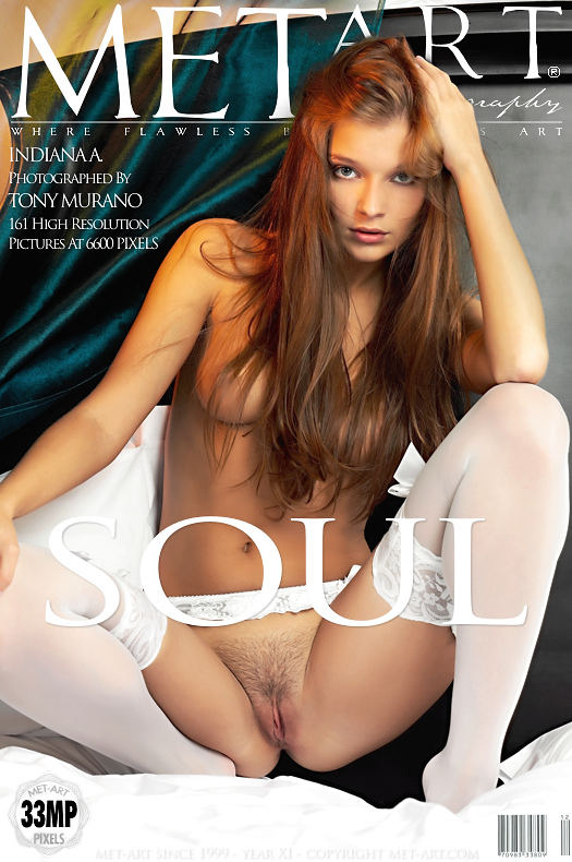 MetArt [2009-10-19_SOUL] 19.10.2009 Indiana A - Soul by Tony Murano