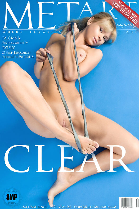 MetArt [2009-10-28_CLEAR] 28.10.2009 Paloma B - Clear by Rylsky
