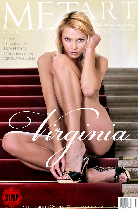 MetArt [2009-12-11_VIRGINIA] 11.12.2009 Lilly A - Virginia by Luca Helios