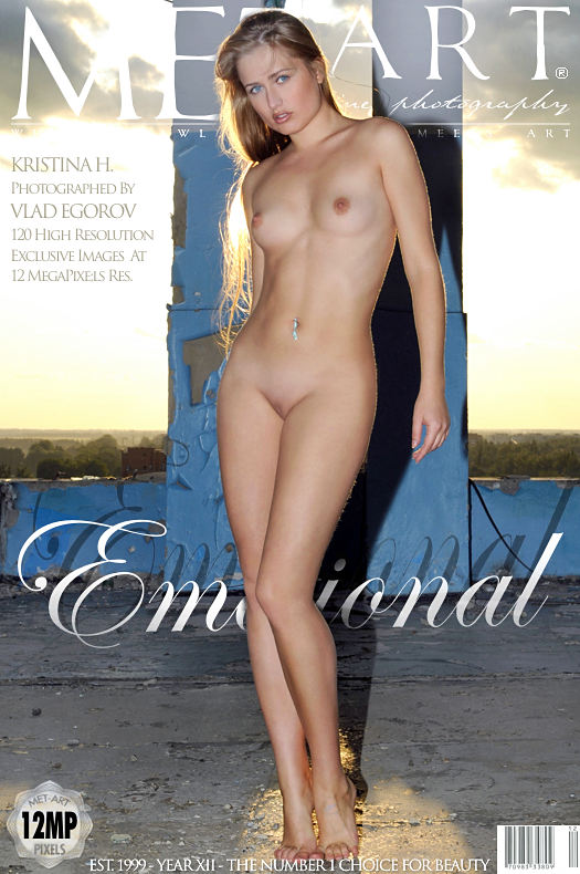 MetArt [2010-02-12_EMOTIONAL] 12.02.2010 Kristina H - Emotional by Vlad Egorov