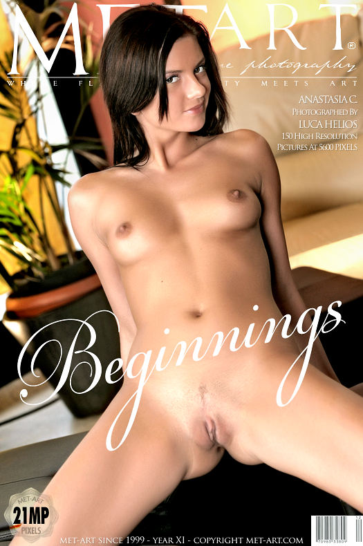 MetArt [2010-02-23_BEGINNINGS] 23.02.2010 Anastasia C - Beginnings by Luca Helios