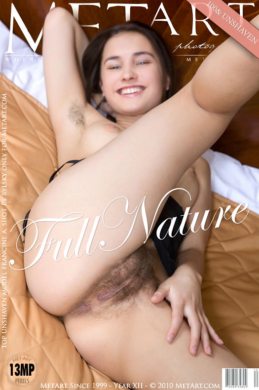 MetArt [2010-06-14_FULL-NATURE] 14.06.2010 Francine A - Full Nature by Rylsky