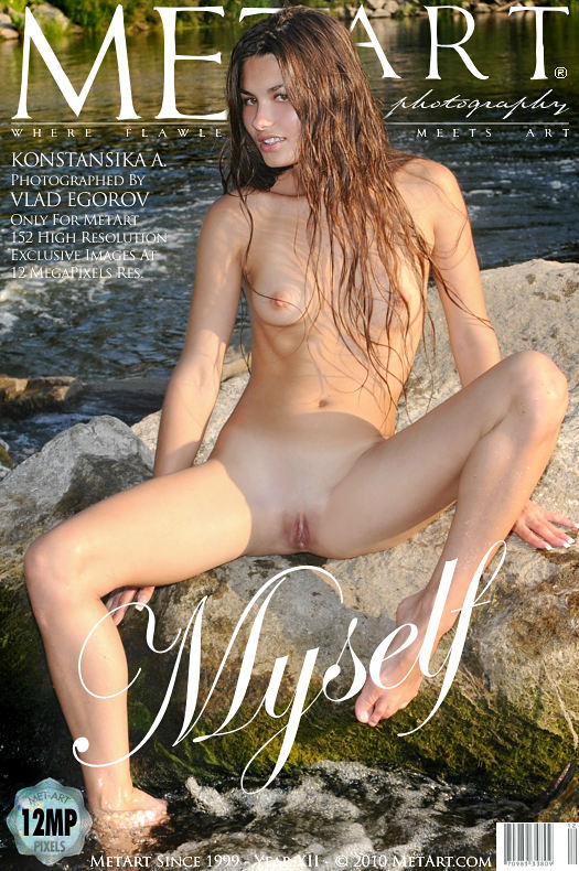 MetArt [2010-08-18_MYSELF] 18.08.2010 Konstansija A - Myself by Vlad Egorov