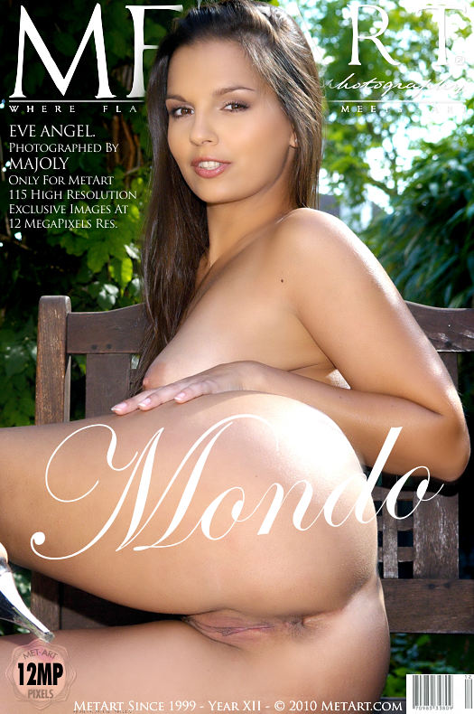 MetArt [2010-09-19_MONDO] 19.09.2010 Eve Angel - Mondo by Majoly
