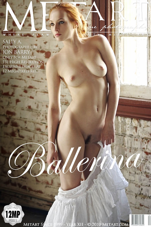 MetArt [2010-10-07_BALLERINA] 07.10.2010 Sally A - Ballerina by Jon Barry