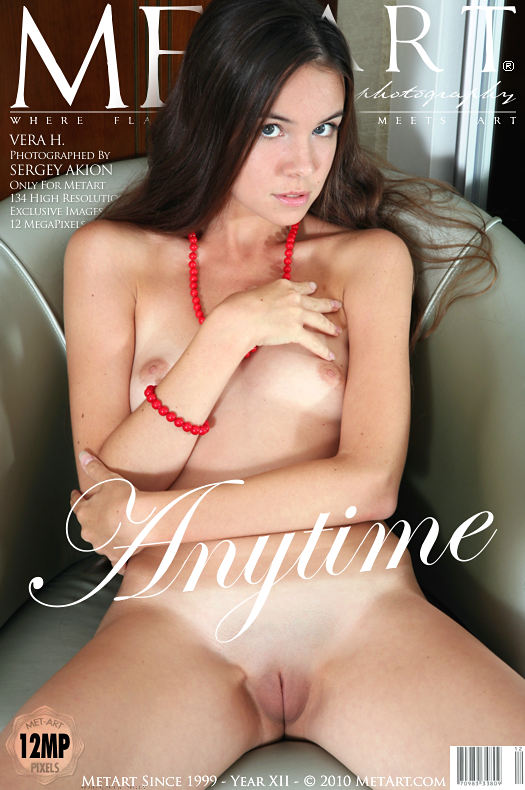 MetArt [2010-10-27_ANYTIME] 27.10.2010 Vera H - Anytime by Sergey Akion
