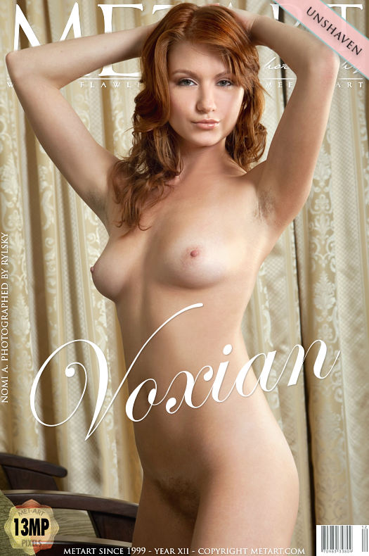 MetArt [2011-01-05_VOXIAN] 05.01.2011 Nomi A - Voxian by Rylsky