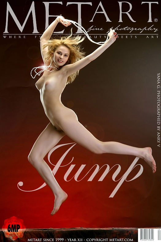 MetArt [2011-01-27_JUMP] 27.01.2011 Yana G - Jump by Anry V