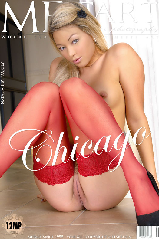 MetArt [2011-02-11_CHICAGO] 11.02.2011 Natalia I - Chicago by Majoly