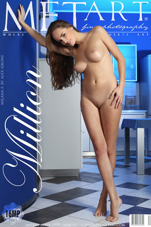MetArt [2011-02-12_MILLION] 12.02.2011 Milana F - Million by Alex Sironi