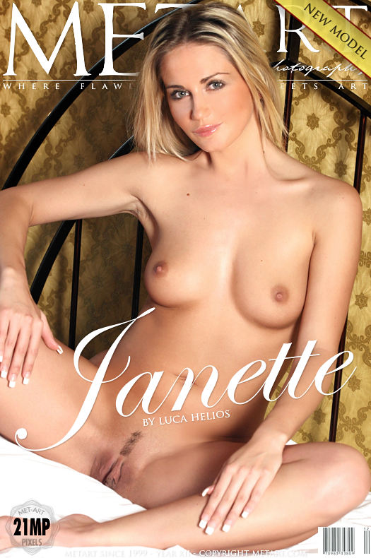MetArt [2011-03-29_PRESENTING-JANETTE] 29.03.2011 Janette A - Presenting Janette by Luca Helios