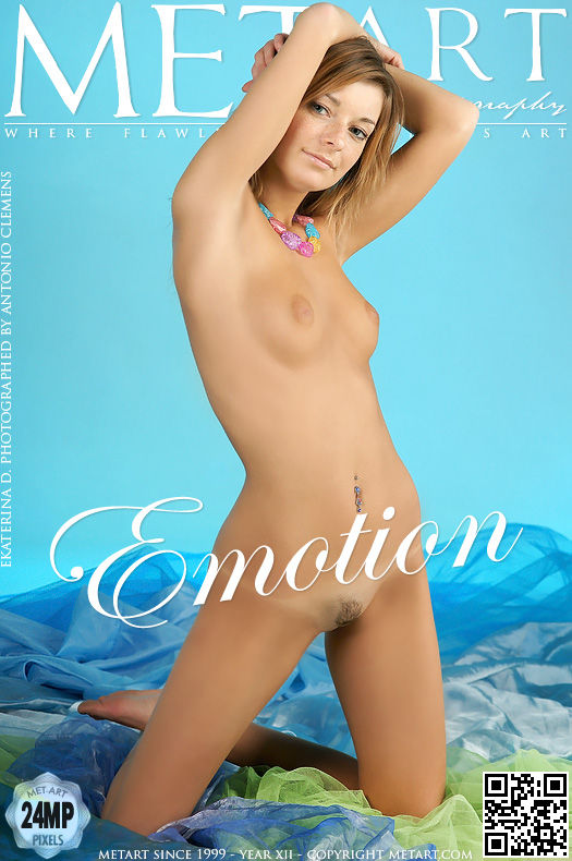 MetArt [2011-10-28_EMOTION] 28.10.2011 Ekaterina D - Emotion by Antonio Clemens