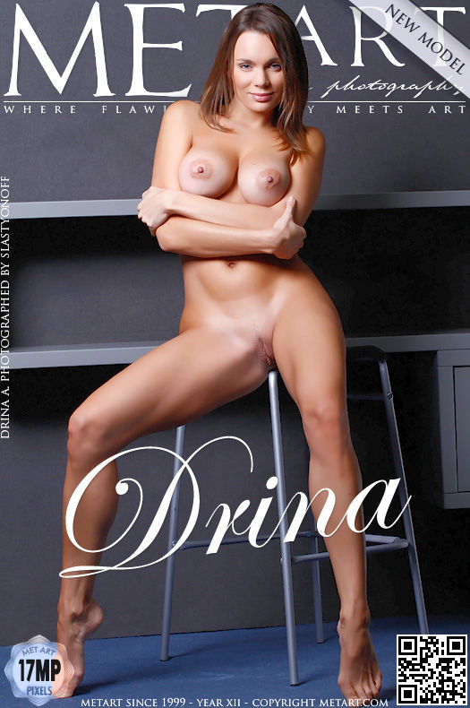 MetArt [2011-11-09_PRESENTING-DRINA] 09.11.2011 Drina A - Presenting Drina by Slastyonoff