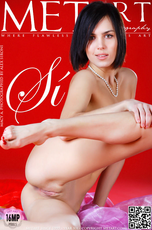 MetArt [2011-12-31_SI] 31.12.2011 Macy A - Si by Alex Sironi