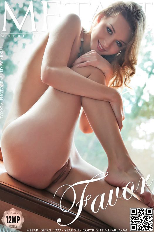 MetArt [2012-04-26_FAVOR] 26.04.2012 Toxic A - Favor by Arkisi
