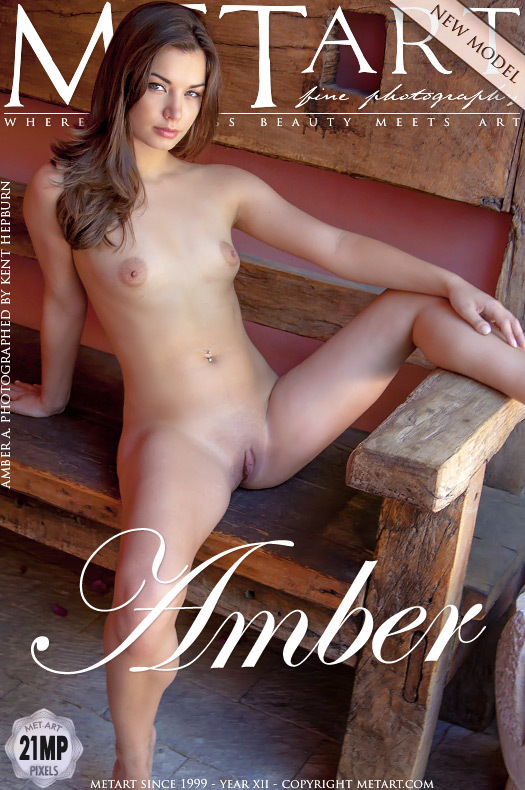 MetArt [2012-07-30_PRESENTING-AMBER] 30.07.2012 Amber A - Presenting Amber by Kent Hepburn