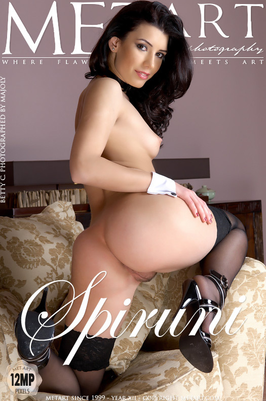 MetArt [2012-08-05_SPIRUNI] 05.08.2012 Betty C - Spiruni by Majoly