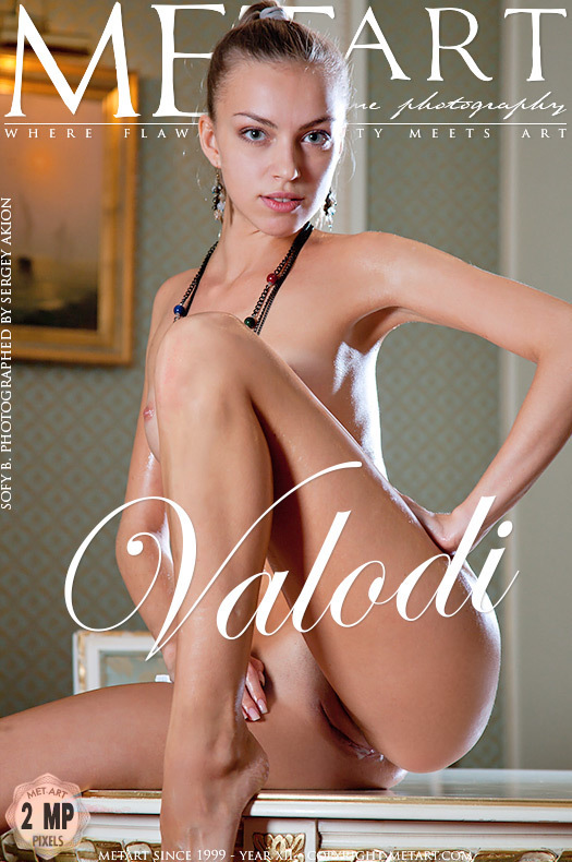 MetArt [2013-02-16_VALODI] 16.02.2013 Sofy B - Valodi by Sergey Akion