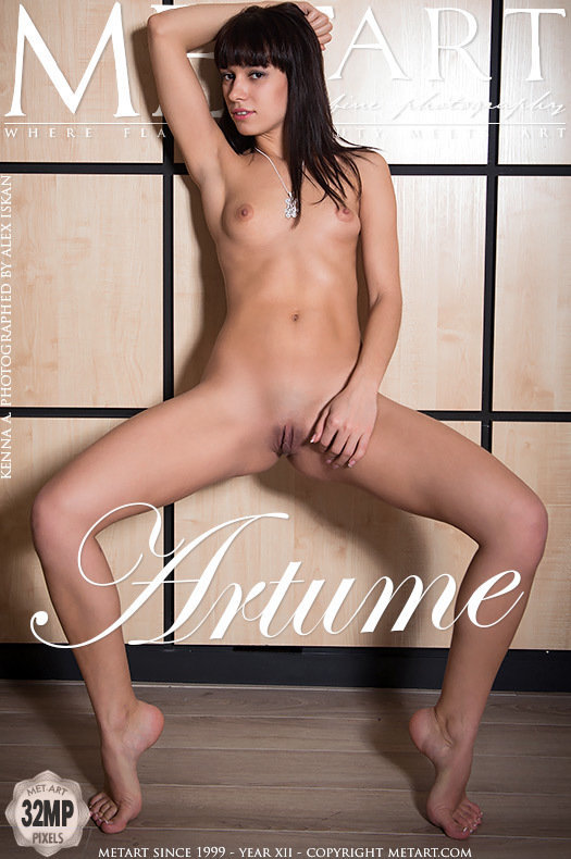 MetArt [2013-03-18_ARTUME] 18.03.2013 Kenna A - Artume by Alex Iskan