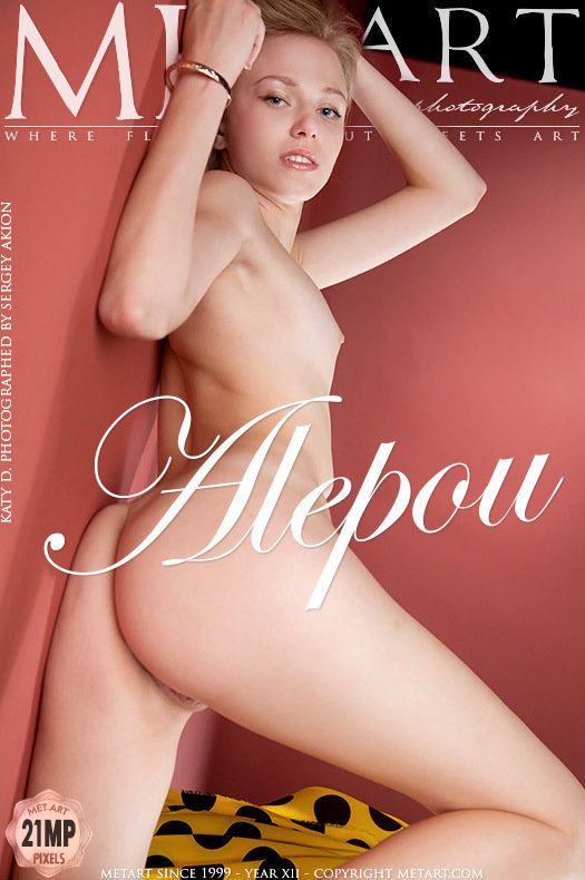 MetArt [2013-04-05_ALEPOU] 05.04.2013 Katy D - Alepou by Sergey Akion