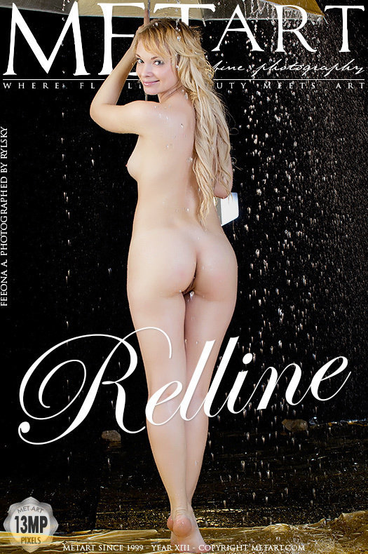 MetArt [2014-06-11_RELLINE] 11.06.2014 Feeona A - Relline by Rylsky