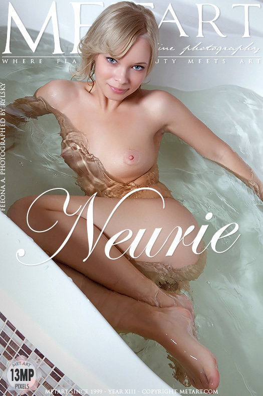 MetArt [2014-08-18_NEURIE] 18.08.2014 Feeona A - Neurie by Rylsky