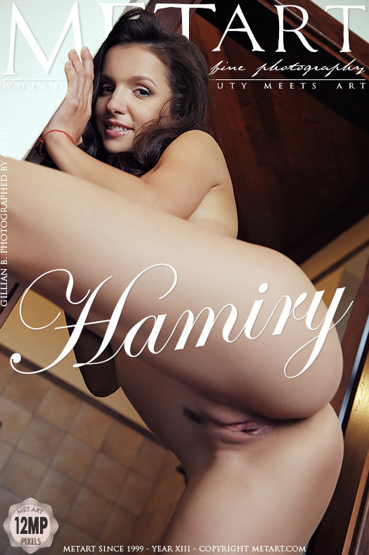 MetArt [2014-08-30_HAMIRY] 30.08.2014 Gillian B - Hamiry by Arkisi
